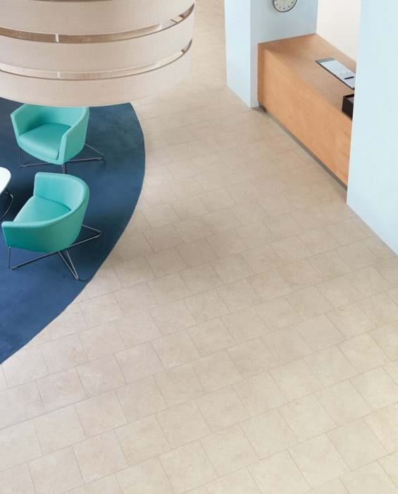 Amtico International: Dry Stone Alba - SS5S4401
