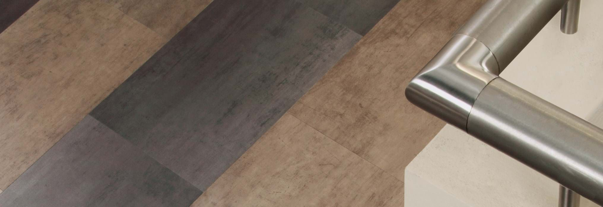 Amtico International: Steel - AM5A2804